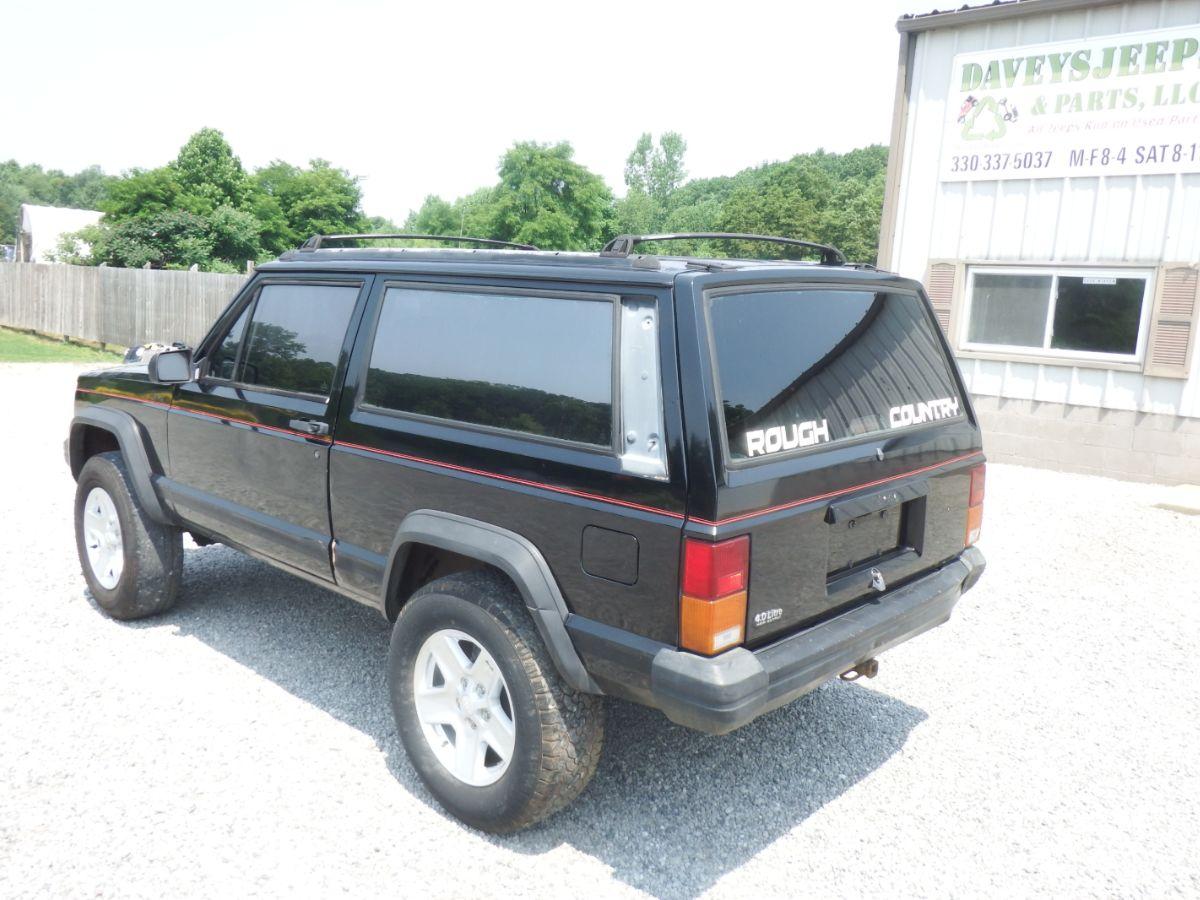 1996 Jeep Cherokee 2 Door 4×4