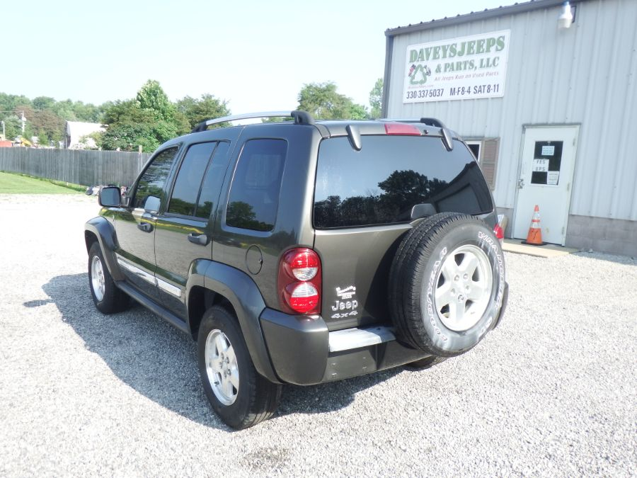 2006 Jeep Liberty Limited CRD Turbo Diesel 4×4