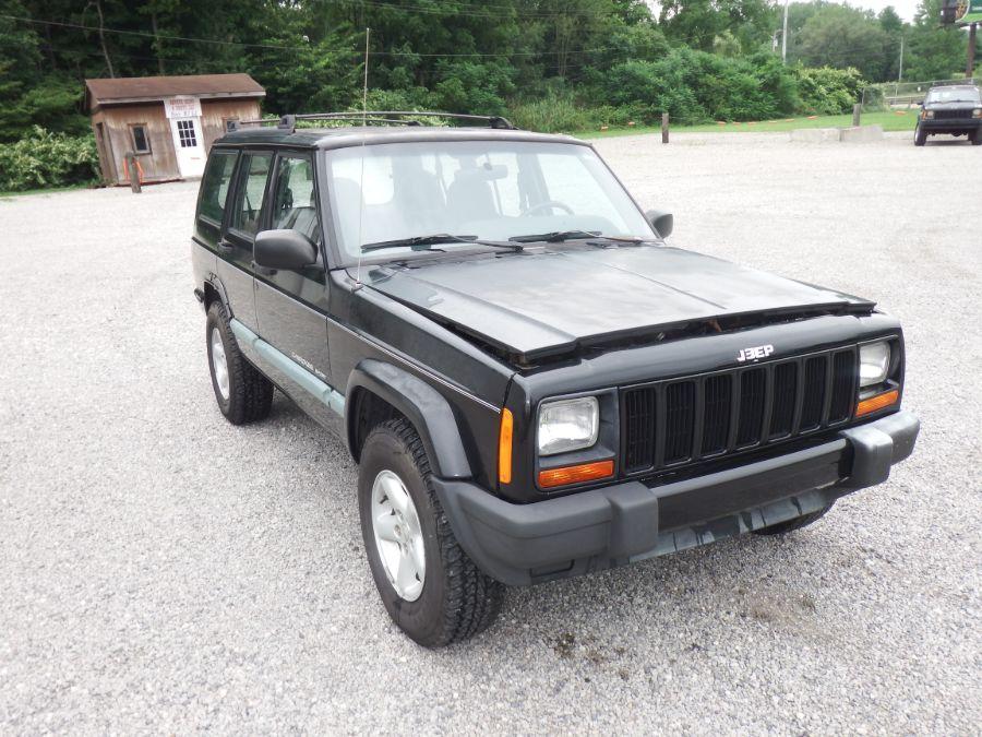1999 Jeep Cherokee 4×2 5 Speed