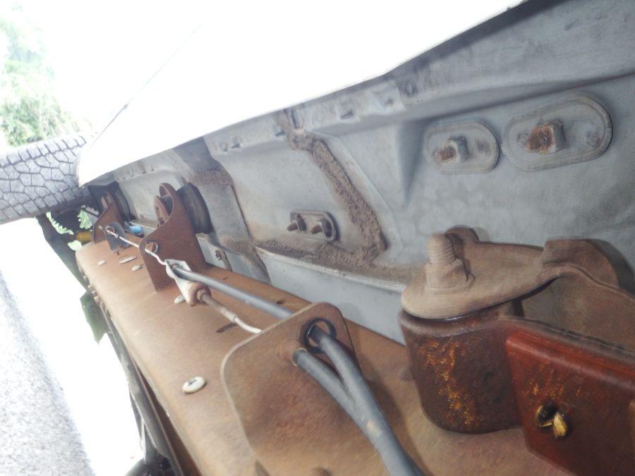 1994 Chevy K2500 3/4 Ton Suburban 4×4