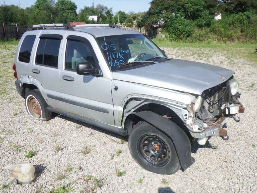 2005 Jeep liberty Renegade 6 Speed 4×4