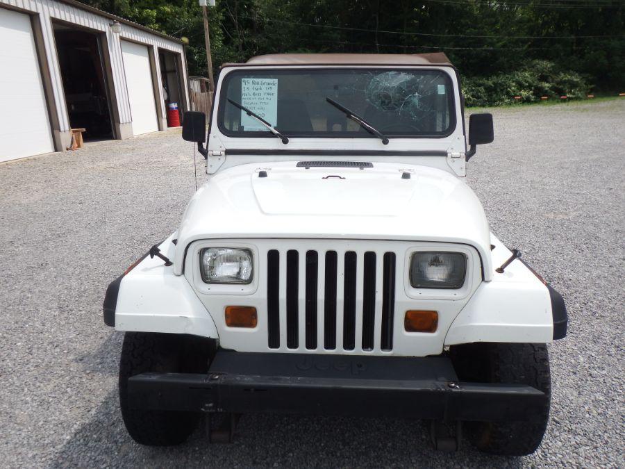 1995 Jeep Wrangler Rio Grande 4×4