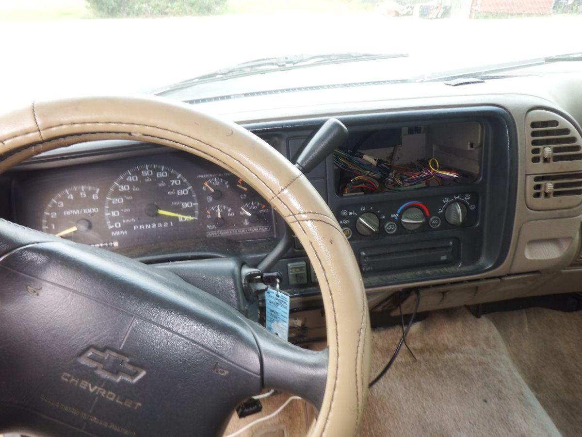 1997 Chevy Tahoe 4×4