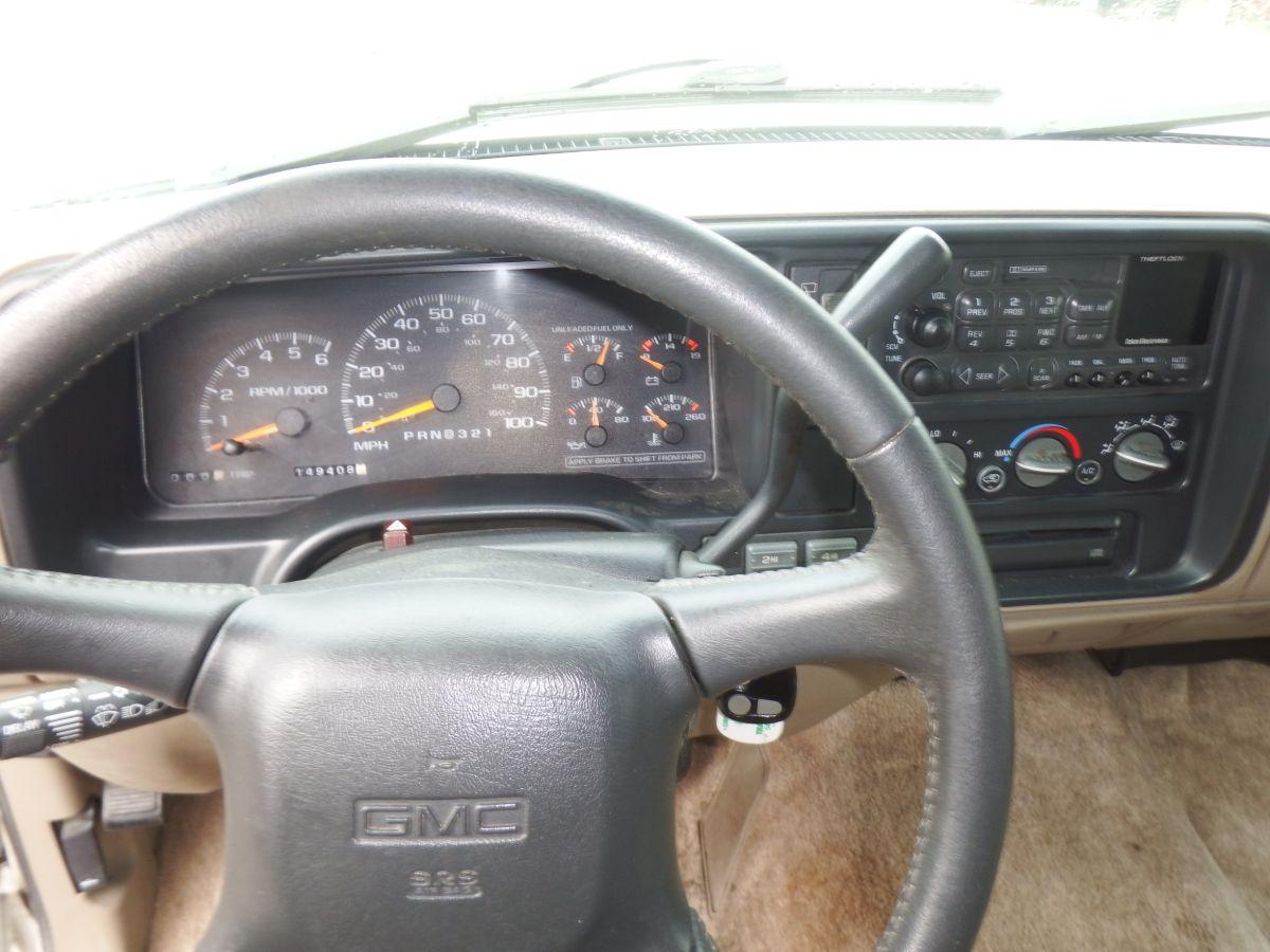 1998 GMC Yukon SLT 4×4