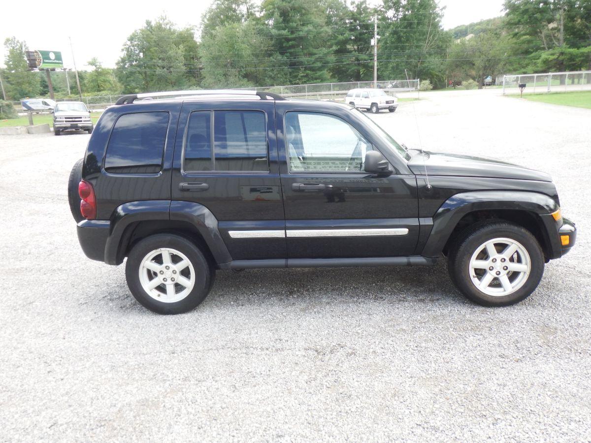 2005 Jeep Liberty Limited 4×4