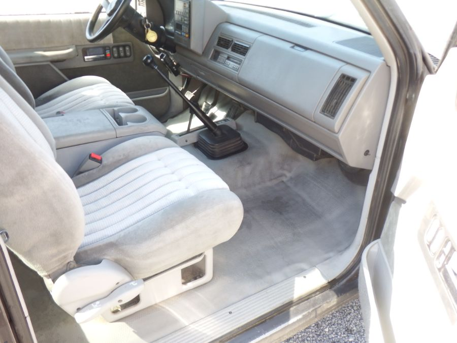1992 Chevy Silverado K3500 1 Ton 4×4 Extended Cab Long Bed